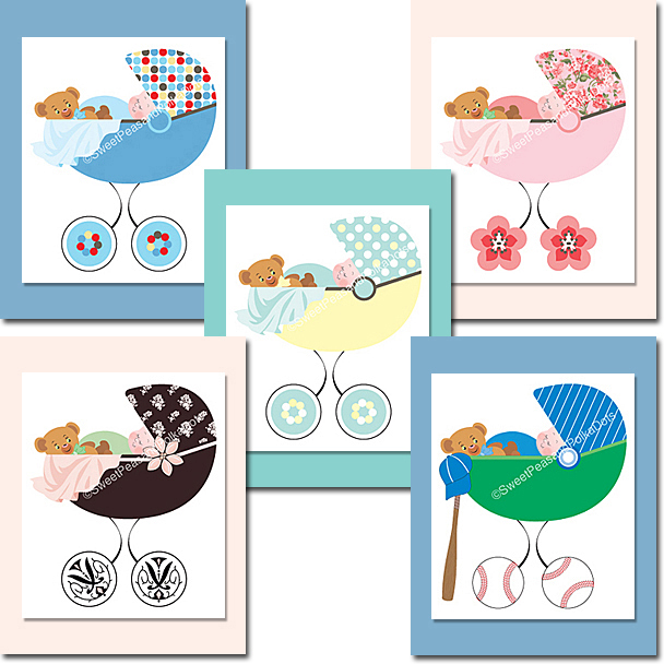 baby card note