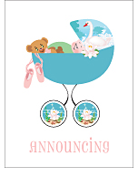 Ballet Birth Announcements