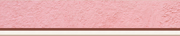 Lux birth announcements pink stucco wall below